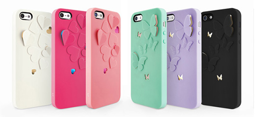 SwitchEasy KIRIGAMI for iPhone 5