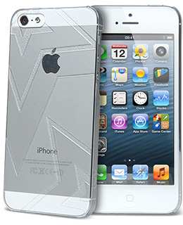 AViiQ Star 5 Crystal Case for iPhone 5