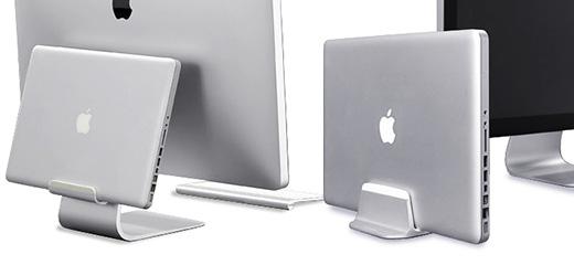フォーカル、iMac/Thunderbolt Display用モニターラックアクセサリとMacBookクラムシェルモード用スタンドを発売