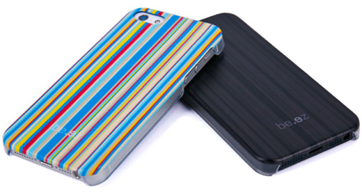 be.ez LA cover iPhone 5 Allure