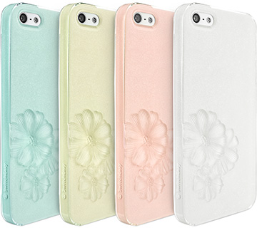 SwitchEasy Dahlia for iPhone 5