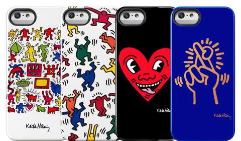 Case Scenario KEITH HARING for iPhone 5