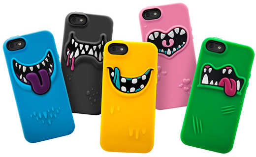 SwitchEasy MONSTERS for iPhone 5