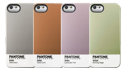 PANTONE UNIVERSE for iPhone 5