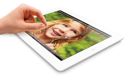 iPad Retinaディスプレイモデル