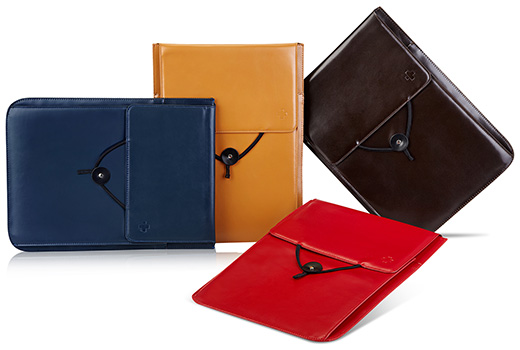 "Book Sleeve Pro 13"" Retina Leather"
