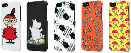 Moomin iPhone 5 case