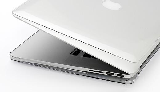 パワーサポート、15インチMacBook Pro Retinaディスプレイモデル用のエアージャケットセットを発売