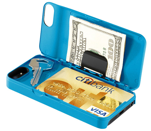 iLID Wallet Case for iPhone5