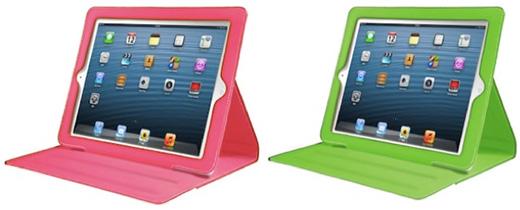 PANTONE UNIVERSE Nubuk Standing Book Case for iPad