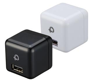 『充電万能』USB 1ポート充電器