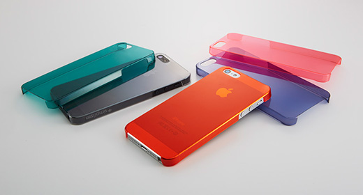 Ultra Thin Cover Set - Zero 4 for iPhone 5