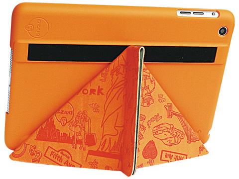 OZAKI 360°Multi-Angle Smart Case for iPad mini