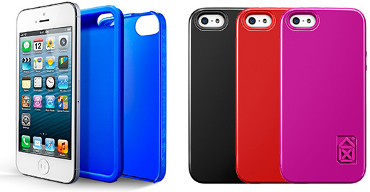 Case Scenario Skin & Bones Protective Cover for iPhone 5