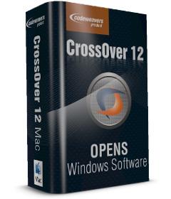 CrossOver Mac 12