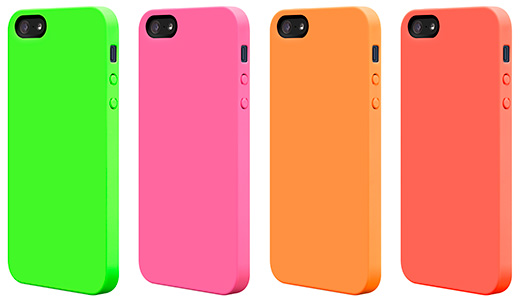 SwitchEasy NEON for iPhone 5