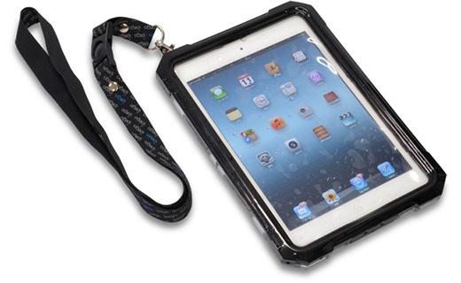 お風呂 de 防水ケース for iPad mini