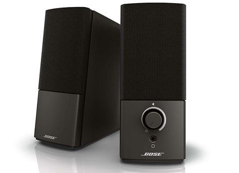 Companion2 Series III multimedia speaker system