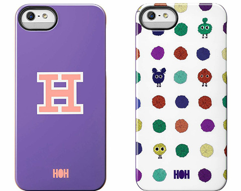 Case Scenario HOUSE OF HOLLAND for iPhone 5