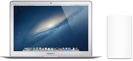 MacBook Air/AirMac Extreme