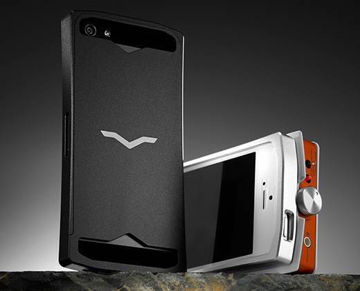 V-MODA METALLO Case for iPhone 5