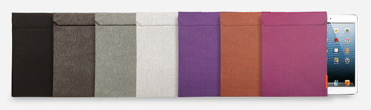 Cote&Ciel Fabric Pouch 2013 for iPad mini