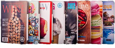 AViiQ Time to Relax Magazine Case for iPad mini