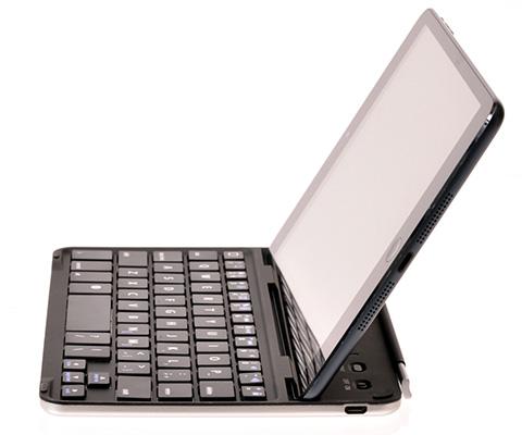 無線式マグネット付きキーボード for iPad mini