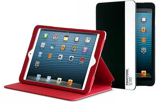 Case Scenario PANTONE UNIVERSE Nubuk Standing Book Case for iPad mini