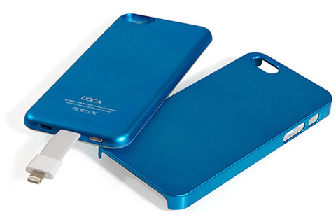 Magnetic power bank for iPhone5