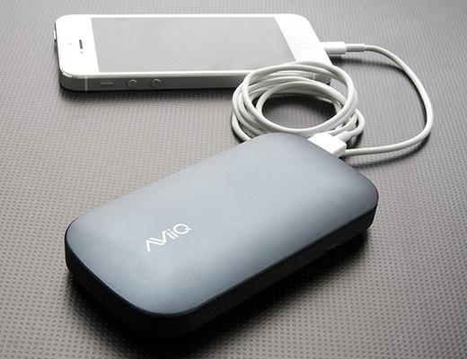 AViiQ Power Bank 4600mAh