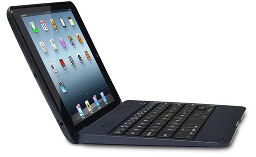 iPad mini用 ワイヤレスキーボード Bookey Cover