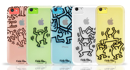 Case Scenario KEITH HARING for iPhone 5c
