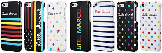 Little Marcel iPhone 5c