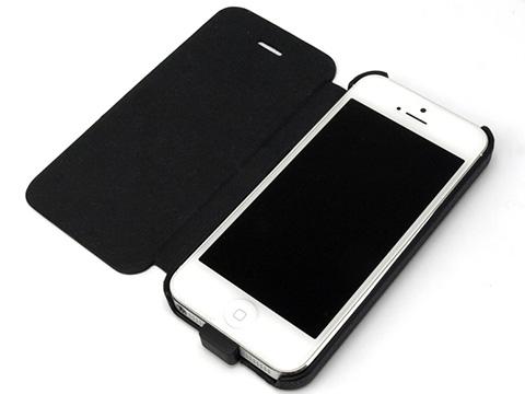 置きらく充電 フォリオレシーバー for iPhone5