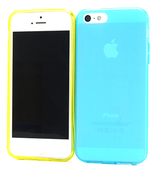 Dustproof Smooth Cover for iPhone5s/5