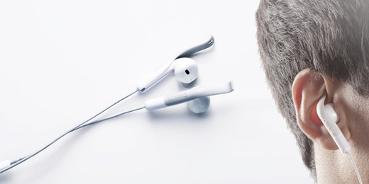 sprngclip for Apple EarPods