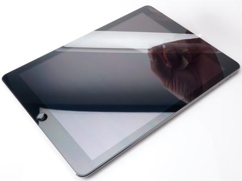 PRO GUARD F2AF HD Professional Front film for iPad Air