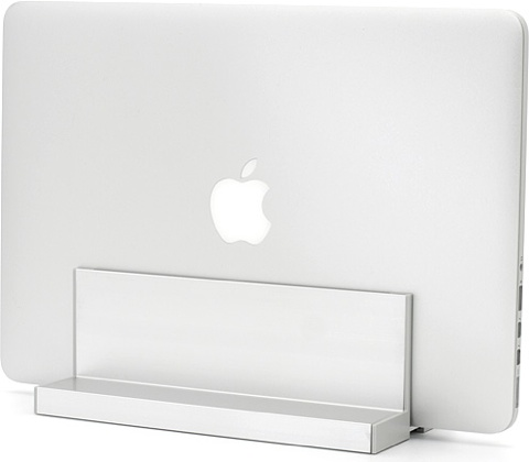 パワーサポート、ノートパソコンを立てておけるアルミ製スタンド「ノートPCバーチホルダー Flat」をWeb限定発売