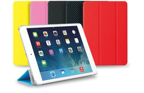 Bluevision Intelli Cover Case for iPad mini Retina