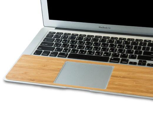 MJSOFT、InnerExileのMacBook Air/Proの竹製パームレストプロテクターとiPhone 5c薄型ケースを発売