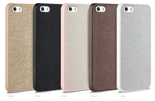 OZAKI O!coat Canvas Slim Light for iPhone 5s/5