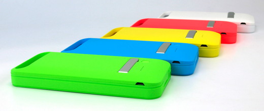 Battery case colors for iPhone5c