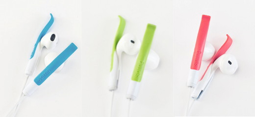 prngclip for Apple EarPods