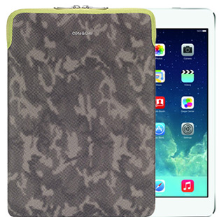 Cote&Ciel Zippered Sleeve 2013 for iPad Air / iPad