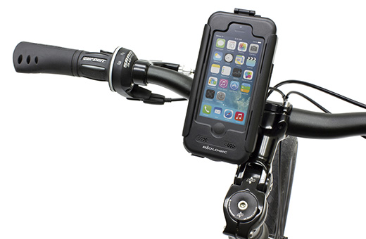 BioLogic Bike Mount Plus for iPhone 5s/5(2013)
