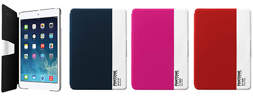 Case Scenario PANTONE UNIVERSE Standing Book Case for iPad mini Retina