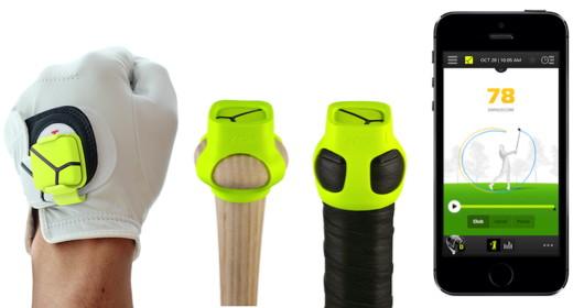Zepp Golf スイングセンサー/Baseball スイングセンサー/Tennis スイングセンサー