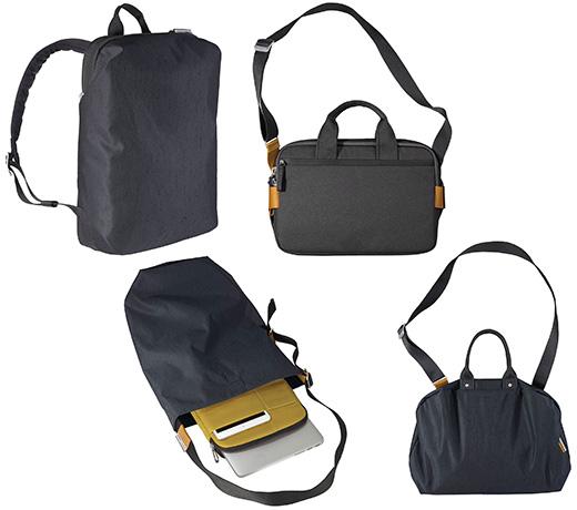 プレアデス、Cote&Cielのノートパソコン収納に対応したバッグ/バックパック4種類を発売