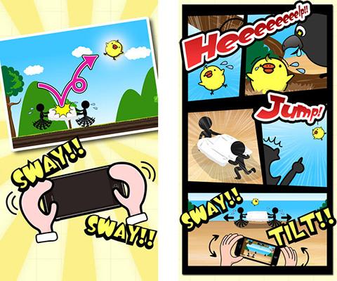 Jumping Bird! −かわいい小鳥のイライラゲーム−